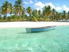 Isla Saona im Dominikanische Republik Reiseführer http://www.abenteurer.net/1513-dominikanische-republik-reisefuehrer/