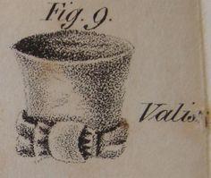 """Cravate en Valise H. le Blanc, Esq.: """"L'Art de mettre sa cravate"""" (1827)"""