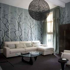 Dreaming I can do an amazing design similar to this when I own my own house! Completely in love.