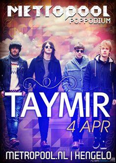 4 apr Taymir