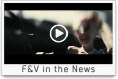 F&V In the News - Keane Music Video - F&V Lighting USA
