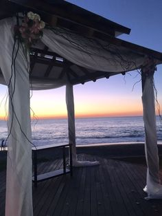 Sunset is the perfect time to host a your dream destination wedding at Now Amber Puerto Vallarta!