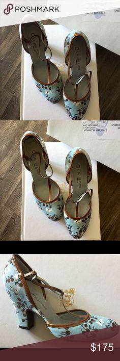 NEW L'Autre chose Pumps Made in Italy  L'Autre Chose designer shoes Textile fibers  Heel height 3 inches Size 39 (runs big) L'Autre Chose Shoes Heels
