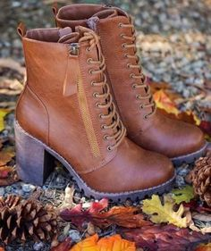 The Edge Of Life Boots in Tan