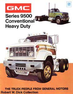 Robert W. Dick Truck Brochure Pictures
