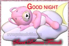 Good Morning Wishes for Friends   Cute Good Night Messages, Sweet sleep, Sweet Dreams Picture messages ...