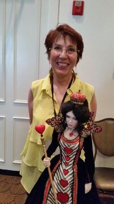 Diane Keeler ~ Her dolls are beautiful!
