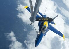 The Blue Angels fly over Sugarloaf, S.C. by Official U.S. Navy Imagery