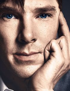 Benedict Cumberbatch | Real men have pores, bishes