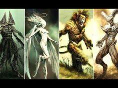 Cada Signo Do Zodíaco Revela Um Monstro Escondido Dentro De Cada Um De Nós - YouTube
