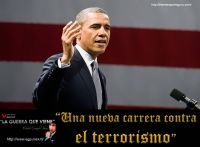 UNA NUEVA CARRERA CONTRA EL TERRORISMO