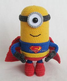 Ravelry: Mighty Hero pattern by Amigurumi Fair