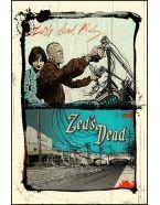 Serigraphie movie tim doyle kill bill 1