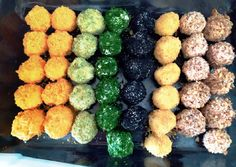 Finger Foods, Healthy Snacks, Food Porn, Fruit, Cooking, Party, Cucina, Fiesta Party, Finger Food