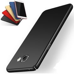 For Samsung Galaxy S7 S6 Edge Plus S5 S4 S3 A3 A5 A7 J1 J2 J3 J5 J7 2016 Grand Prime Case Matte Hard PC Cover Phone Cases 360