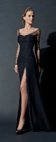 Chrystelle Atallah Spring-summer 2013 - Couture - http://www.orientpalms.com/chrystelle-atallah-4037