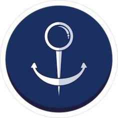 Anchor Kickstarter Sticker - $10 Reward