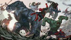 Spider-Man-friend or foe