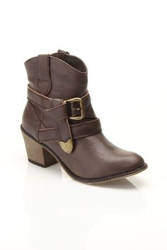 Miles Western Boots $30