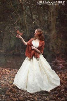Pre-Raphaelite Project - Gillian Gamble: Illustration & Photography