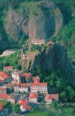 Arlempdes reserves a pleasant surprise for those who take the detour to discover it. Perched on its rocky spur, Arlempdes is listed as one of France's Most Beautiful Villages, and overlooks the Loir Beaux Villages, Rhone, France, River, Outdoor, Beautiful, Alps, Outdoors, Outdoor Games