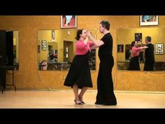 Salsa Dancing Instruction, Cross Body Lead