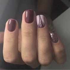 Christmas Nail Designs, Christmas Nails, Gel Polish Designs, Mani Pedi, Winter Nails, Nail Inspo, My Nails, Nail Colors, Make Up
