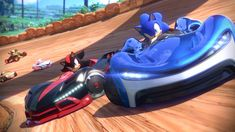 Team Sonic Racing OST - Sand Road Theme - Algemeen News - NintendoReporters Shadow The Hedgehog, Sonic The Hedgehog, Hedgehog Movie, Need For Speed Games, Sonic Mania, Speed Of Sound, Sonic Fan Characters, Game Change, Sonic And Shadow