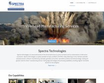 Spectra Technologies makes things go BOOM! Spectra Technologies is one of those hidden gems in Arkansas who produces munitions for the greatest military on the planet, the USA!