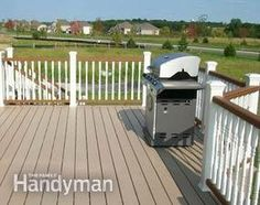 Expert deck builders show you how to install Trex decking like a pro! Get step-by-step instructions (with pictures) & pro tips from our composite deck experts! Dyi Deck, Build A Picture Frame, Deck Building Plans, Stairs Stringer, Deck Posts, Deck Builders, Deck Railings, Backyard, Patio