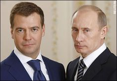 Government-The Head of State is President Vladimir Putin. He has the power over congress, interacts with other country's, and appoints the prime minister. The Head of Government is PM Dmitri Medvedev.