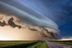 clouds amazing   Amazing Cloud Formation caught in Nebraska, U.S.A.