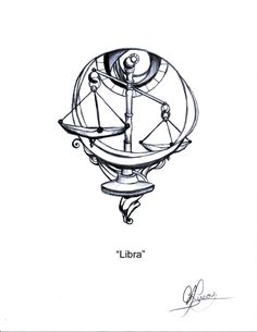Used this image in one of my Pyrography projects.  Libra by ~chriselucas on deviantART