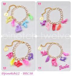 barbie editioon! barbie bracelet! unique-limited-unpredectable more info follow @pinotch12 ♥