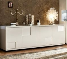 Fabulous And Functional Modern Sideboards With A Touch Of Italian - 20 modern credenzas with contemporary flair