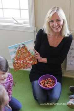 You Can't Have Too Many Carrots by Teach Preschool