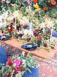 60 Super Ideas For Wedding Photography Boho Jewel Tones Jewel Tone Wedding, Floral Wedding, Wedding Flowers, Dress Wedding, Luxe Wedding, Nautical Wedding, Bright Wedding Colors, Wedding Color Schemes, Decoration Inspiration