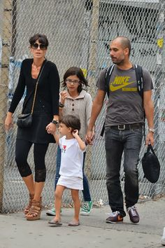 Josep Pep Guardiola : A glimpse of Guardiola life with his wife Christina and children