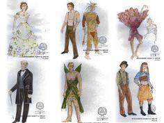 costume designs for midsummer night's dream | Know Before You Go - A Midsummer Night's Dream