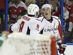 T.J. Oshie has been a perfect fit for the Capitals' top line. Can they keep him?