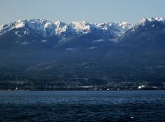 Port Angeles, Wa  from Ferry to Vancoover BC
