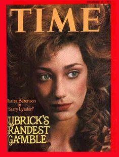 Marisa Berenson in Kubrick's 'Barry Lyndon'