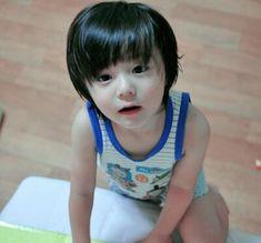 Kids Boys, Cute Boys, Baby Kids, Baby Boy, Childrens Haircuts, Toddler Haircuts, Cute Asian Babies, Cute Babies, Ulzzang Kids