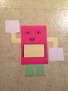 Input Output Machine Man (or woman) my students loved making and using these when completing input/output tables. Laminate and use dry erase markers. 4th Grade Activities, Third Grade Math, Fourth Grade, Math Stations, Math Centers, Math Strategies, Maths Resources, Math Projects, School Projects