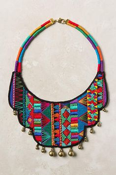Atafu Necklace - anthropologie.com