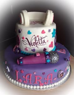 Violetta Torte Violetta Cake