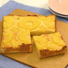 「おからのパイナップルケーキ」のレシピ動画