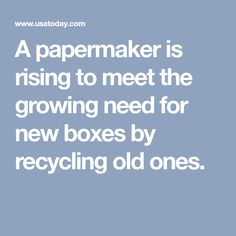 A papermaker is rising to meet the growing need for new boxes by recycling old ones. Abstract Portrait, Old Ones, Recycling, Boxes, Industrial, Meet, Holidays, Brown