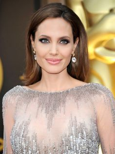 Angelina Jolie - Oscars 2014 Red Carpet (March 2) - Libertarian