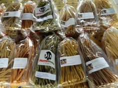 Fresh pasta at the Shelburne Farmers Market